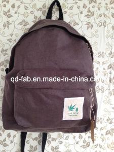 Durable Hemp Backpack Bag (HBB-01) pictures & photos