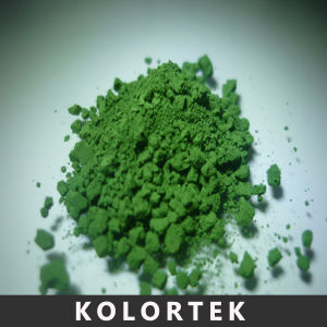 Cosmetic Grade Chrome Oxide Green pictures & photos