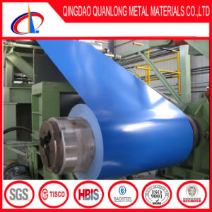 Prepainted Steel Coil/Color Coated Galvanized Steel Coil/PPGI Steel Coil pictures & photos