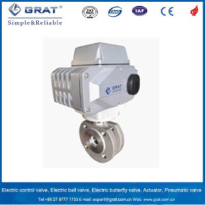 High Quality 50nm Torque Electric Actuator for Factory pictures & photos