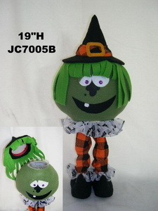 Halloween Plastic Candy Box