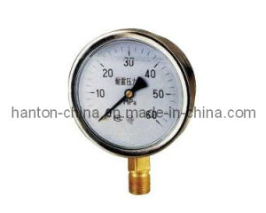 Hanton Pressure Gauge Shatter-Proof Type (HT-045PG) pictures & photos