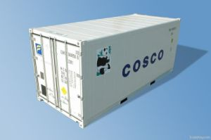 Refrigerated Reefer Container (RS1000)