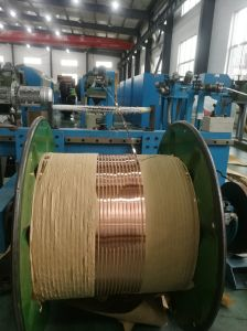 Mica Wrapping Pi Film Winding Magnet Wire for Wind Power 3.6*9.8mm Disai pictures & photos