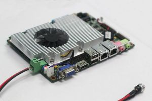 3.5inch Dual Ethernet Motherboard for Kiosk Application pictures & photos