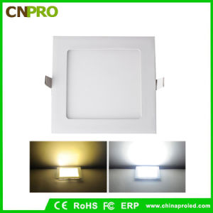 Wholesale LED Square Panel Light 15W for 85-265VAC Recessed Mounting pictures & photos