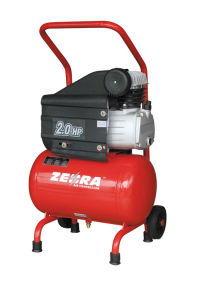 One Stage Oil-Lubricated Reciprocating Belt Drive Air Compressor (LWB2012)
