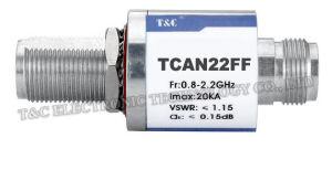 Antenna Surge Protector/Surge Arrester (TCAN22FF)