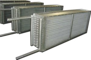 SUS Steel Thermal Oil or Air Cooled Fin Heat Exchangers and Radiators for Rice Milling Equipment