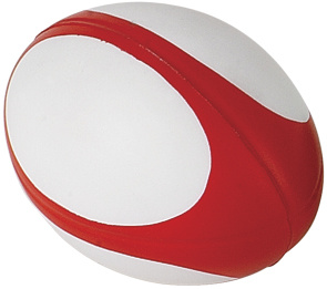 PU Stress Ball - Rugby (B85-R)