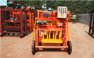 Qmy4-45 Egg Laying Concrete Block Making Machine Price in Kenya pictures & photos