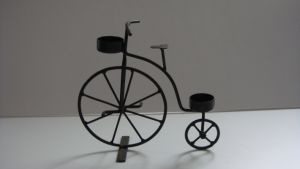 china arts and craftsbike candle holder  wire forming metal  - arts and craftsbike candle holder  wire forming metal crafts