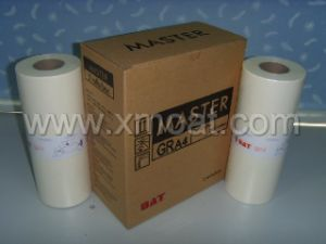 Compatible Gr A4 Master for Digital Duplicator pictures & photos