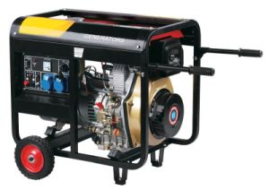 Petrol Portable Gasoline Generator Set pictures & photos