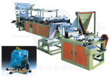 Ribbon-Through Continuous-Rolled Bag Making Machine pictures & photos
