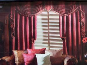 Jacquard Curtain (KD)