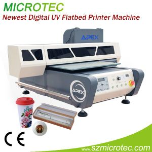 Automatic 1-6 Colors Label Printer with UV (6090UV) pictures & photos