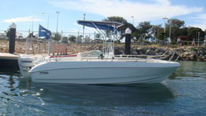 Center Console Boat (HD-580)