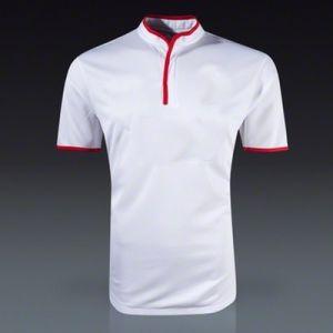 Footabll Jersey/Soccer T-Shirt/Sport Wear/Soccer Uniform/Men′s Short Shirt pictures & photos