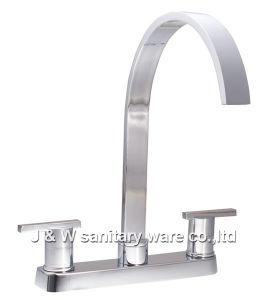 "8"" High Quality Kitchen Faucet / Mixer (E-66) pictures & photos"