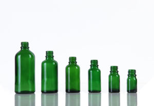 Green Glass Bottle pictures & photos