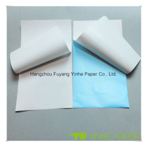 Top Hot Selling Sample Free Self Adhesive Transparent Sticker Paper pictures & photos