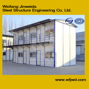 Model Prefabricated House for Dormitory and Office (Weichang House) pictures & photos