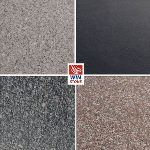 Granite Stone Tiles (Polished, Honed, Flamed)