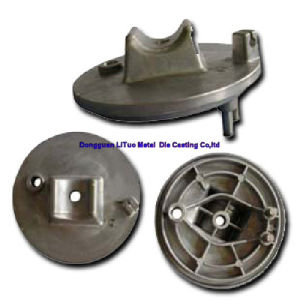 Zinc Alloy Die Casting for Household Parts pictures & photos