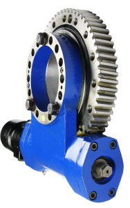 Worm Gear Drive for Aerial Work Carriage (L21inch) pictures & photos