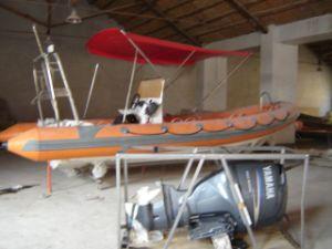 PVC / Hypalon Rigid Inflatable Boat (Rib 680)
