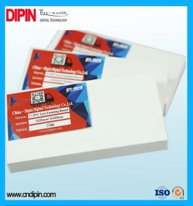 Advertisement 5mm Thick Waterproof Foam Board pictures & photos