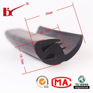 Rubber Glazing Gaskets EPDM Window Seal pictures & photos