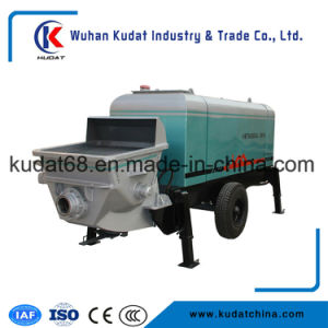 80m3 / H Electric Concrete Pump (HBT80SEA) pictures & photos