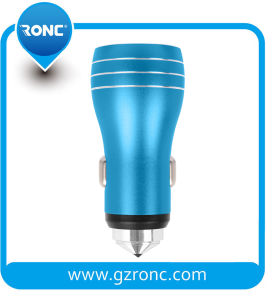 3 Years Warranty GPS Car Charger 5V 3.4A Dual USB Charger pictures & photos