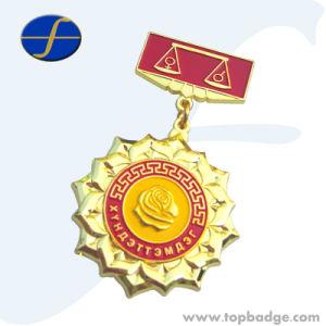 Souvenir Awarding Honor Military Metal 3D Medal Insignia (FTMD1370A) pictures & photos