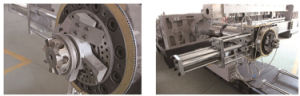 Hydraulic Screen Changer for Extruder Machine pictures & photos