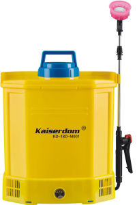 18L Ce Approved Electric Sprayer Battery Sprayer Agricultural Knapsack (KD-18D-M001) pictures & photos