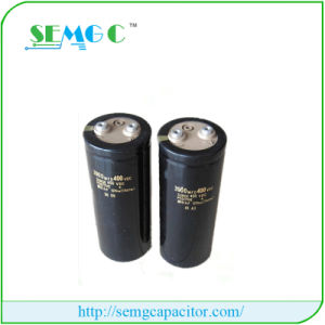 Professional Supplier Power Electrolytic Capacitors 360V2500UF pictures & photos