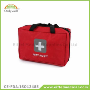 Rescue Camping Medical Emergency Outdoor First Aid Kit pictures & photos