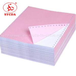 Factory Price Computer Carbonless Printing Paper pictures & photos
