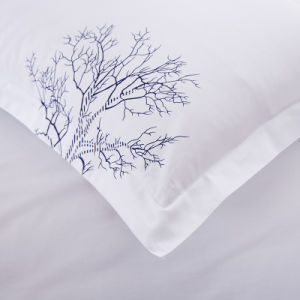 Professional Luxury Apartment Printed Bed Sheet pictures & photos