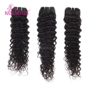 Fashion Style 6A Grade Raw Unprocessed Peruvian Human Hair, Wholesale 100% Human Virgin Peruvian Hair pictures & photos