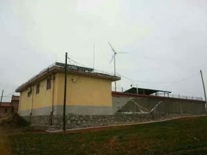 500W Windmill Generator (SHJ-500M-3) pictures & photos
