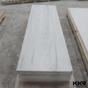 12mm Corian Solid Surface Sheet for Shower Systems pictures & photos