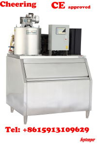 Commercial Ice Flake Machine Ce Approved (GM04/05/06/08K) pictures & photos