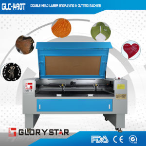 Laser Engraver Machine with Two Laser Head pictures & photos