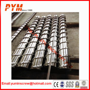 Hot Sale! Conical Twin Screw and Barrel pictures & photos