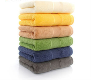 Professional Manufacturer 100% Cotton Embroidery Home Towel Face Towels pictures & photos