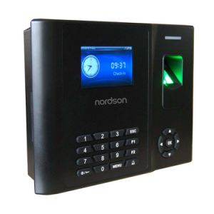 High Expandable TFT Color Screen TCP/IP RS232/485 Fingerprint Time Attendance with Access Control pictures & photos